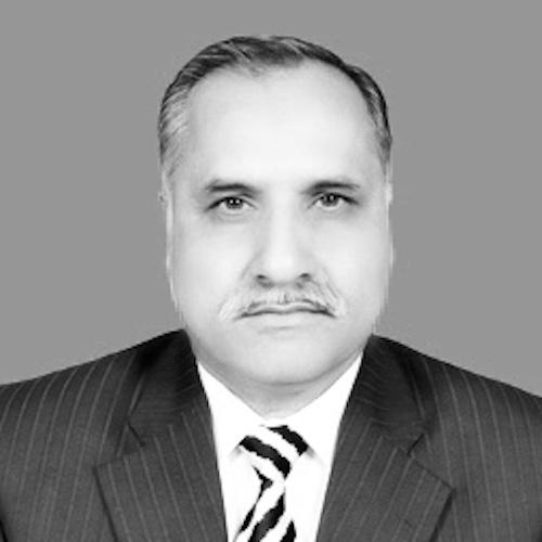 ظہور احمد برلاس ڈائریکٹر جنرل انفارمیشن سروس اکیڈمی