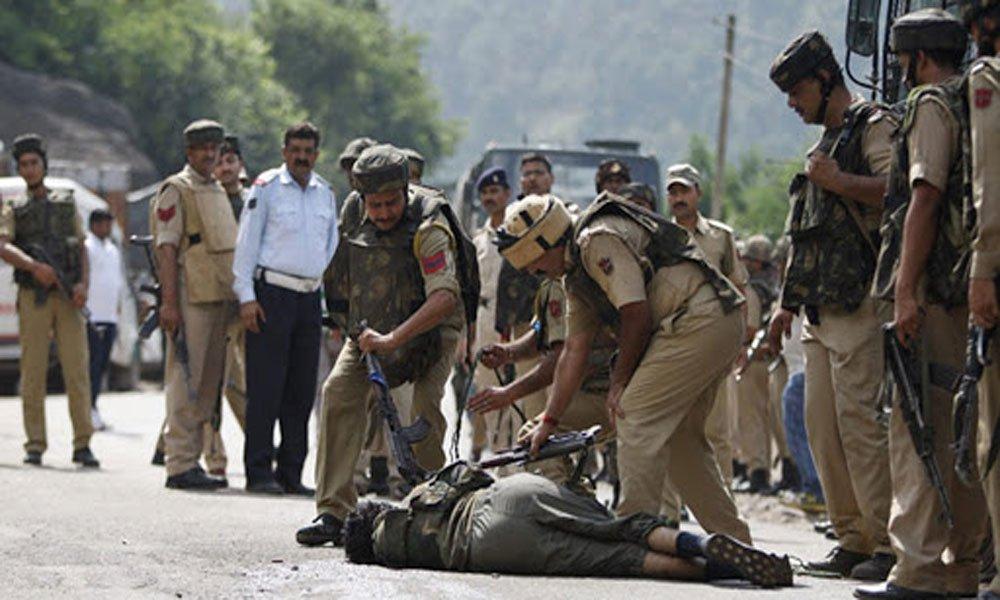 مقبوضہ کشمیر، اننت ناگ میں 4 افراد شہید