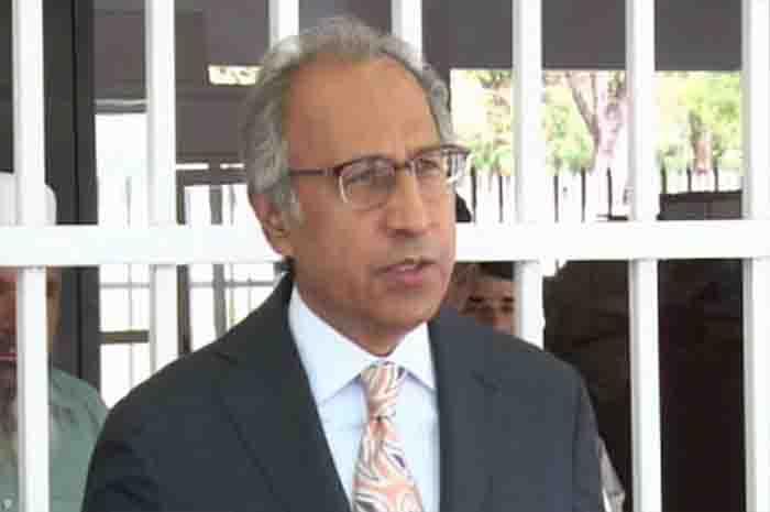 حفیظ شیخ کو کابینہ کمیٹی توانائی کے چیئرمین کے عہدہ سے ہٹا دیاگیا