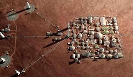 متحدہ عرب امارات کا مریخ پر پہلا مشن بھیجنےکا اعلان