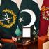 آرمی چیف کی راحیل شریف سمیت سابق فوجی قیادت سے ملاقات