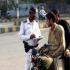 کراچی میں ڈبل سواری پر پابندی