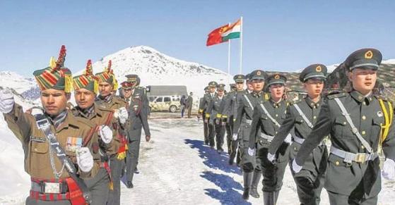 لداخ، چین اور بھارت میں سمجھوتہ طے پاگيا