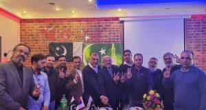 پاکستانی کمیونٹی سینٹ پیٹرسبرگ کے زیر اہتمام 23 مارچ کا دن ملی جوش وخروش کے ساتھ منایا گیا